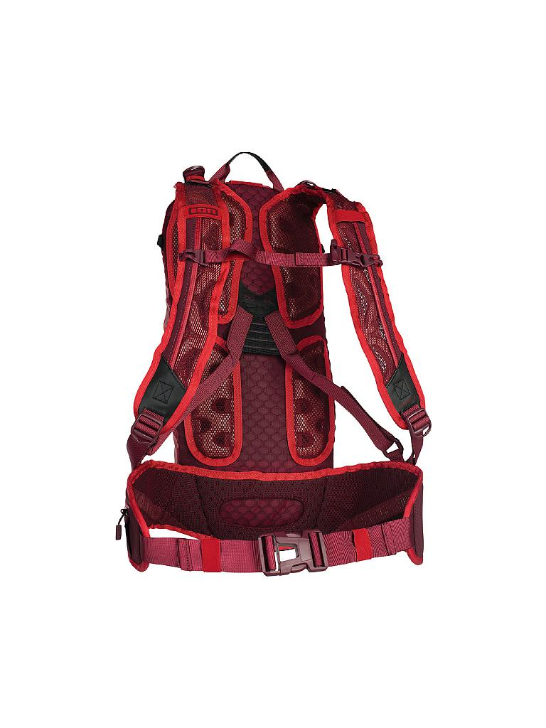 ion fahrrad rucksack backpack rampart 8 rot s m. Black Bedroom Furniture Sets. Home Design Ideas