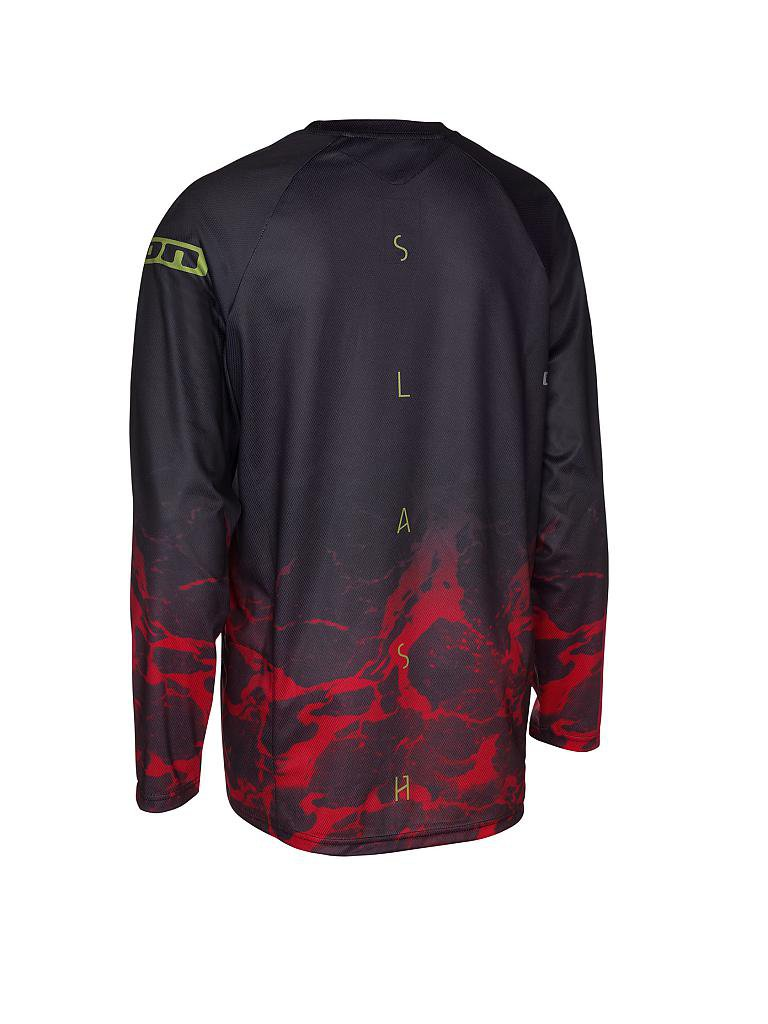 ION | Herren Trikot Voltage | rot