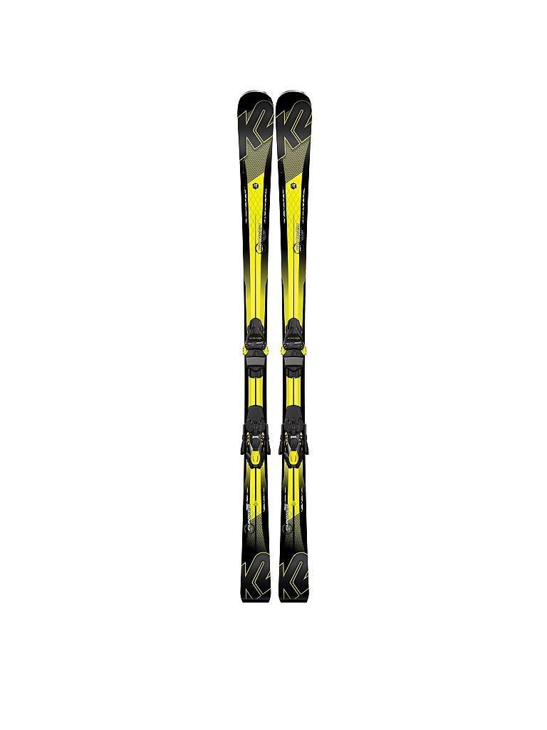 K2 | Allmountain Ski-Set Charger | gelb