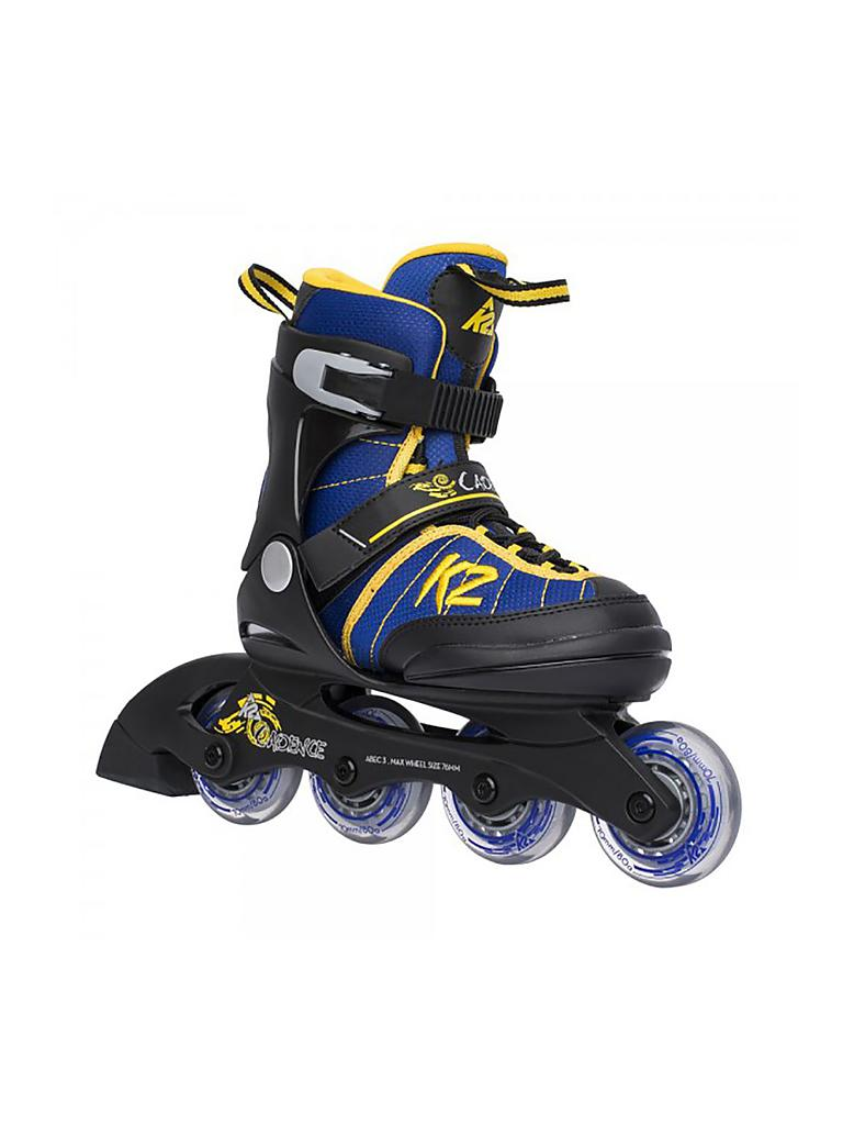 k2 kinder inline skates cadence boy blau 29 34. Black Bedroom Furniture Sets. Home Design Ideas