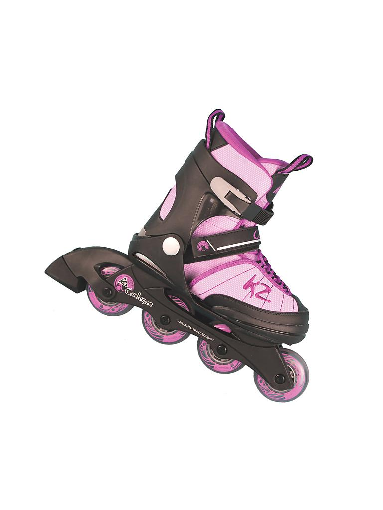 k2 kinder inline skates cadence girl rosa 29 34. Black Bedroom Furniture Sets. Home Design Ideas