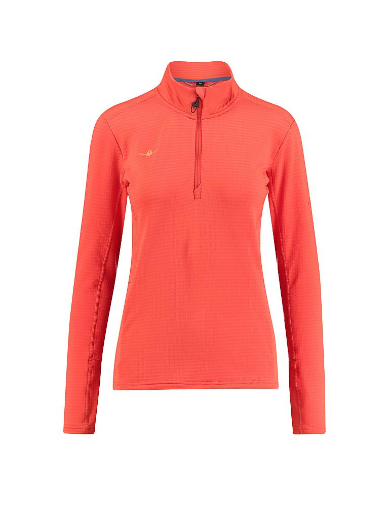 KAIKKIALLA | Damen Funktionsshirt Unelma | orange