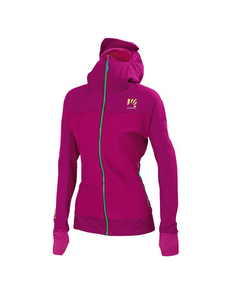 Damen Softshell Jacke Mountain