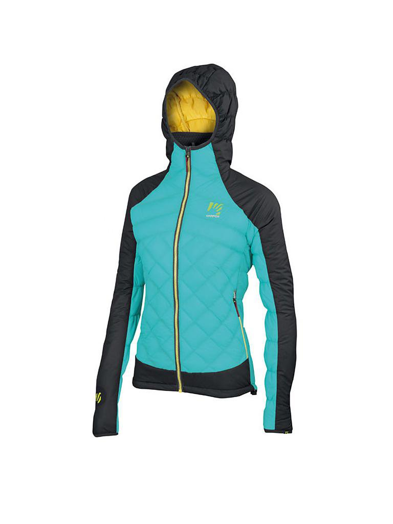 KARPOS | Damen Isolationsjacke Lastei Active Plus | türkis