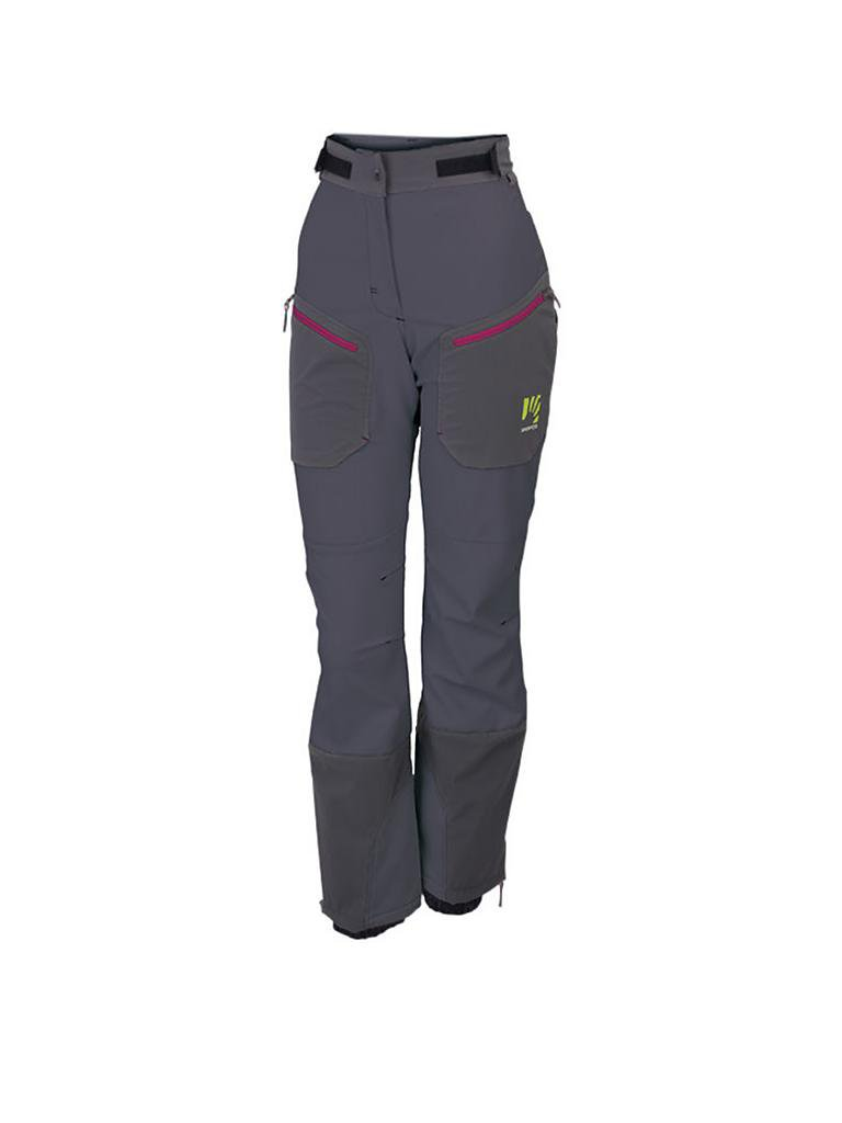 KARPOS | Damen Tourenhose Mountain | grau
