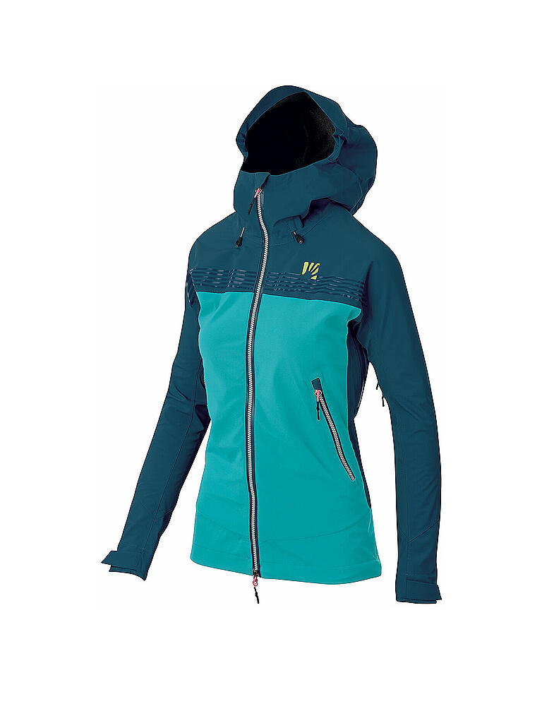 KARPOS | Damen Tourenjacke Jorasses Plus | blau