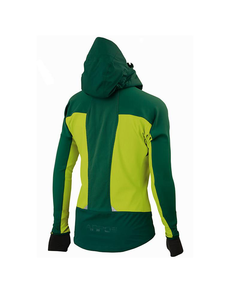 Herren Softshell Jacke Mountain