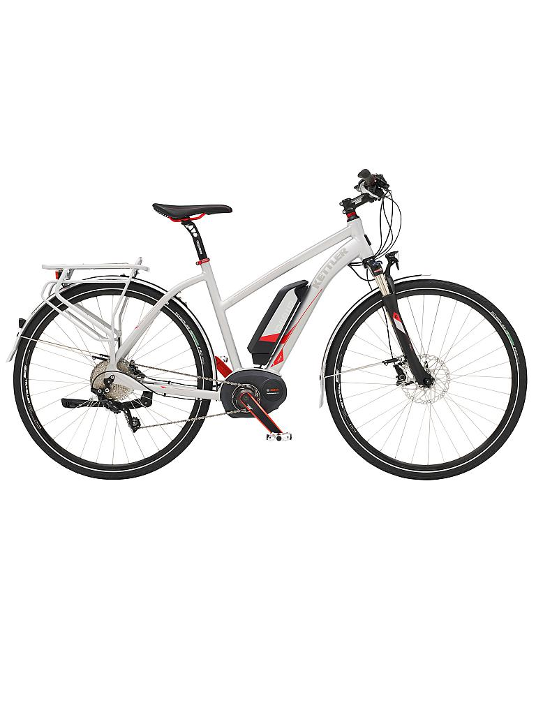 "KETTLER | E-Trekkingbike 28"" Traveller E Light Lady 
