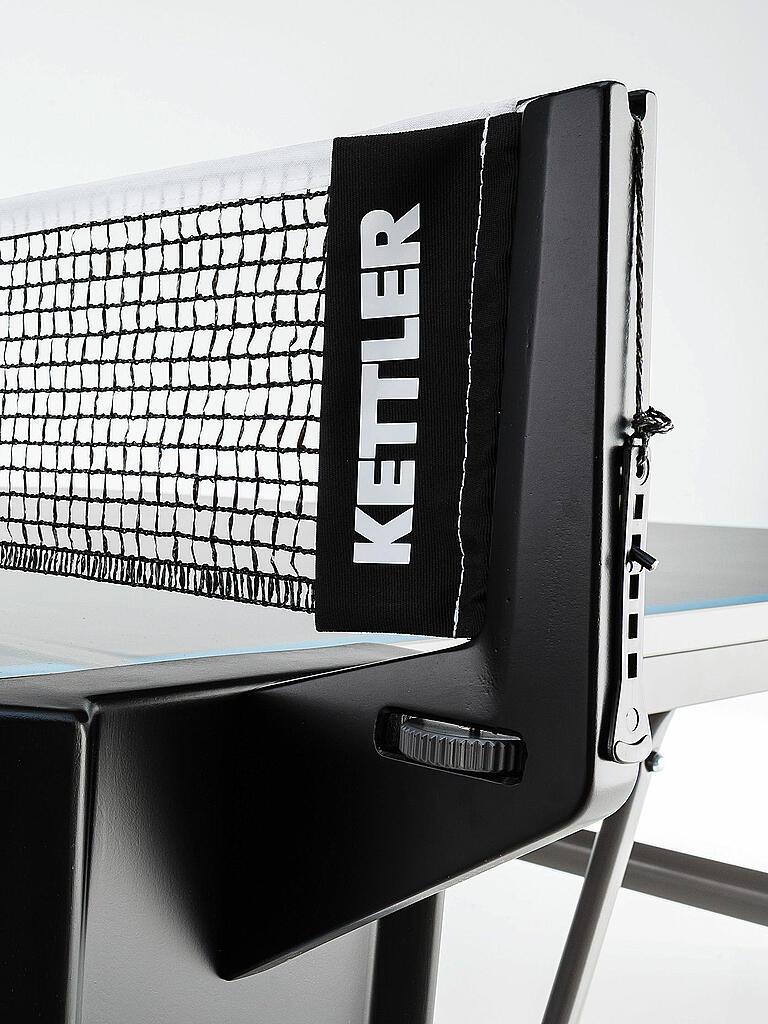 kettler tischtennistisch outdoor 6 grau. Black Bedroom Furniture Sets. Home Design Ideas