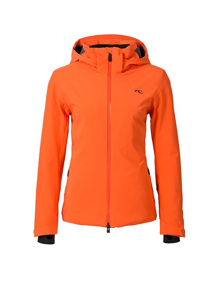 KJUS | Damen Skijacke Ladies Formula Jacket | orange