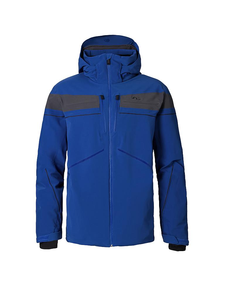 KJUS | Herren Skijacke Men Speed Reader Jacket | blau