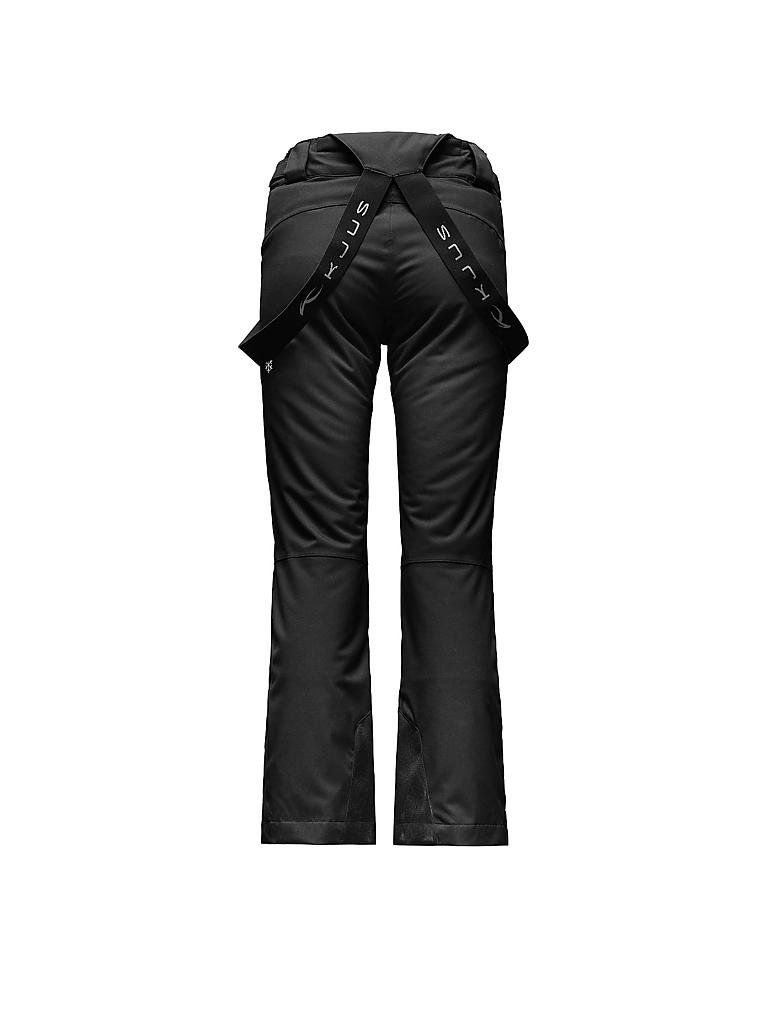 KJUS | Kinder Skihose Girls Silica Pants | schwarz