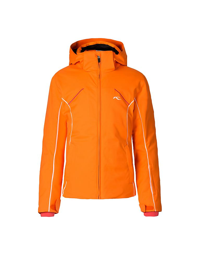 KJUS | Kinder Skijacke Girls Formula Jacket | orange