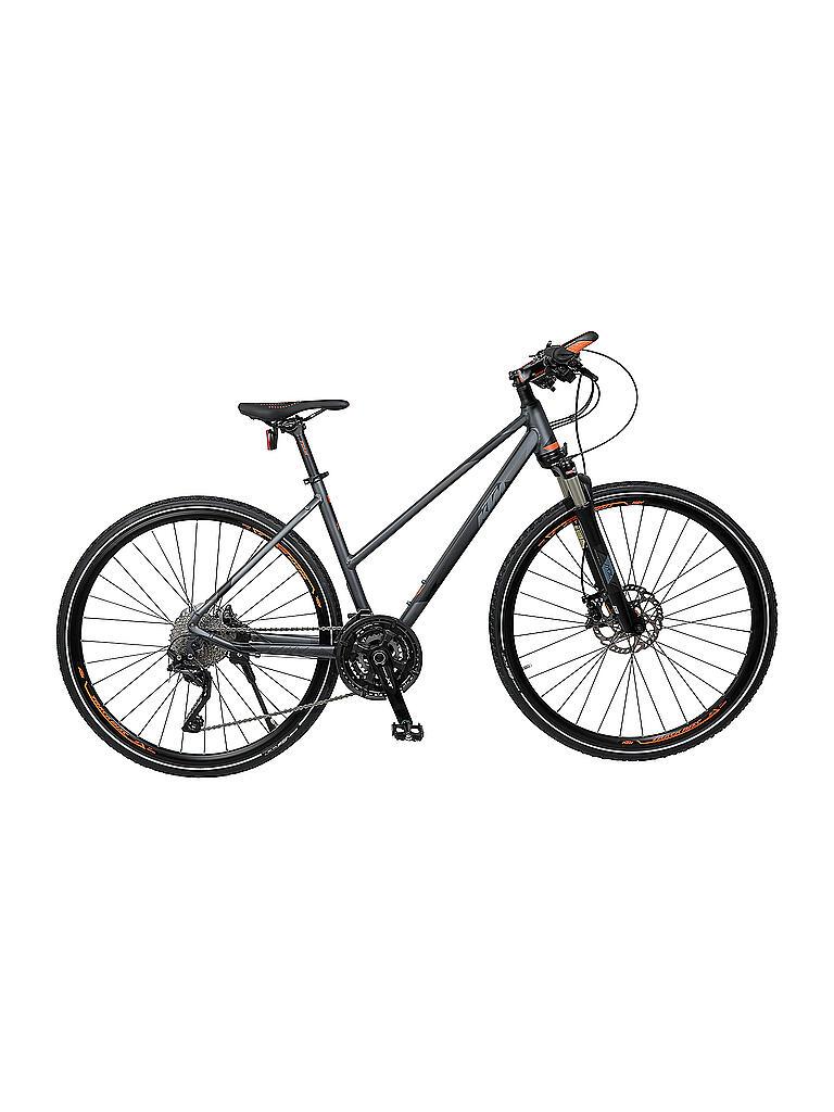 ktm damen crossbike 28 legarda race 2018 grau 51cm. Black Bedroom Furniture Sets. Home Design Ideas