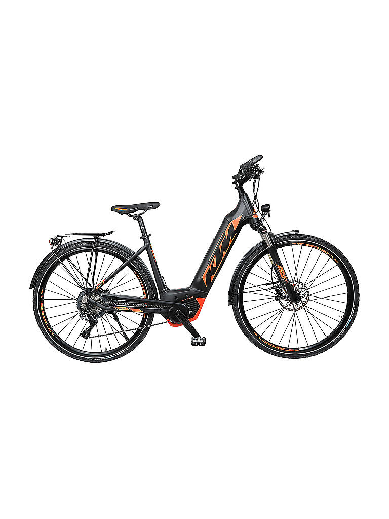 ktm damen e trekkingbike 28 macina sport 11 pt cx5i 2018 schwarz 51cm. Black Bedroom Furniture Sets. Home Design Ideas