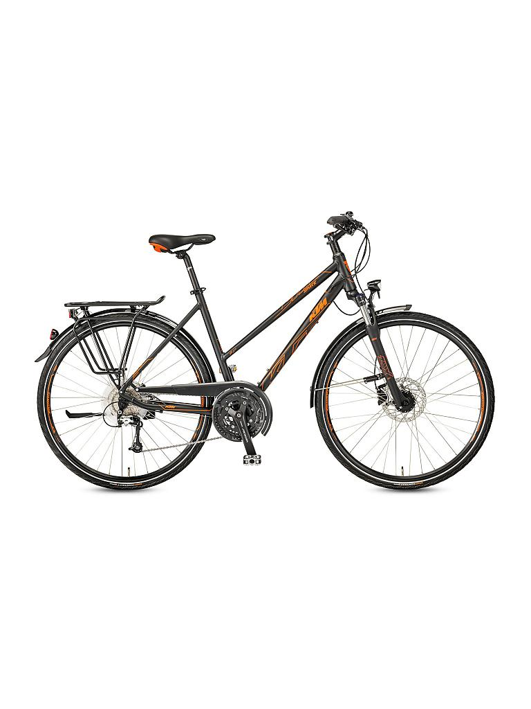 ktm damen trekkingbike 28 life space 2017 schwarz 46cm. Black Bedroom Furniture Sets. Home Design Ideas