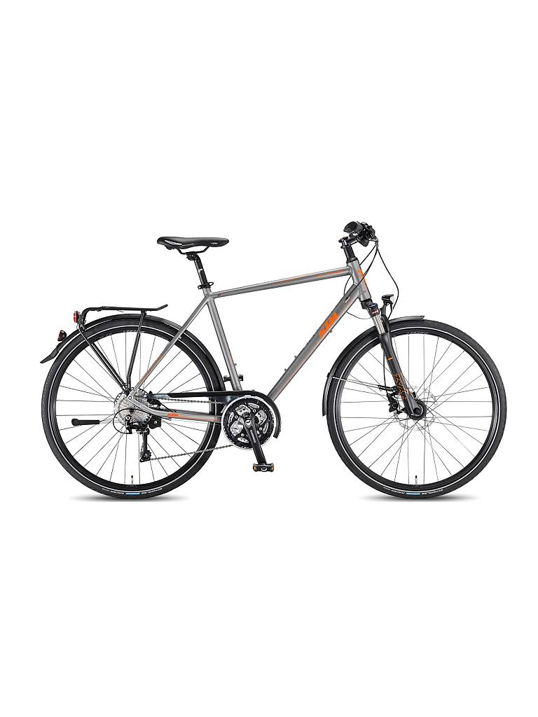 ktm trekkingbike 28 life tour light grau 46cm. Black Bedroom Furniture Sets. Home Design Ideas