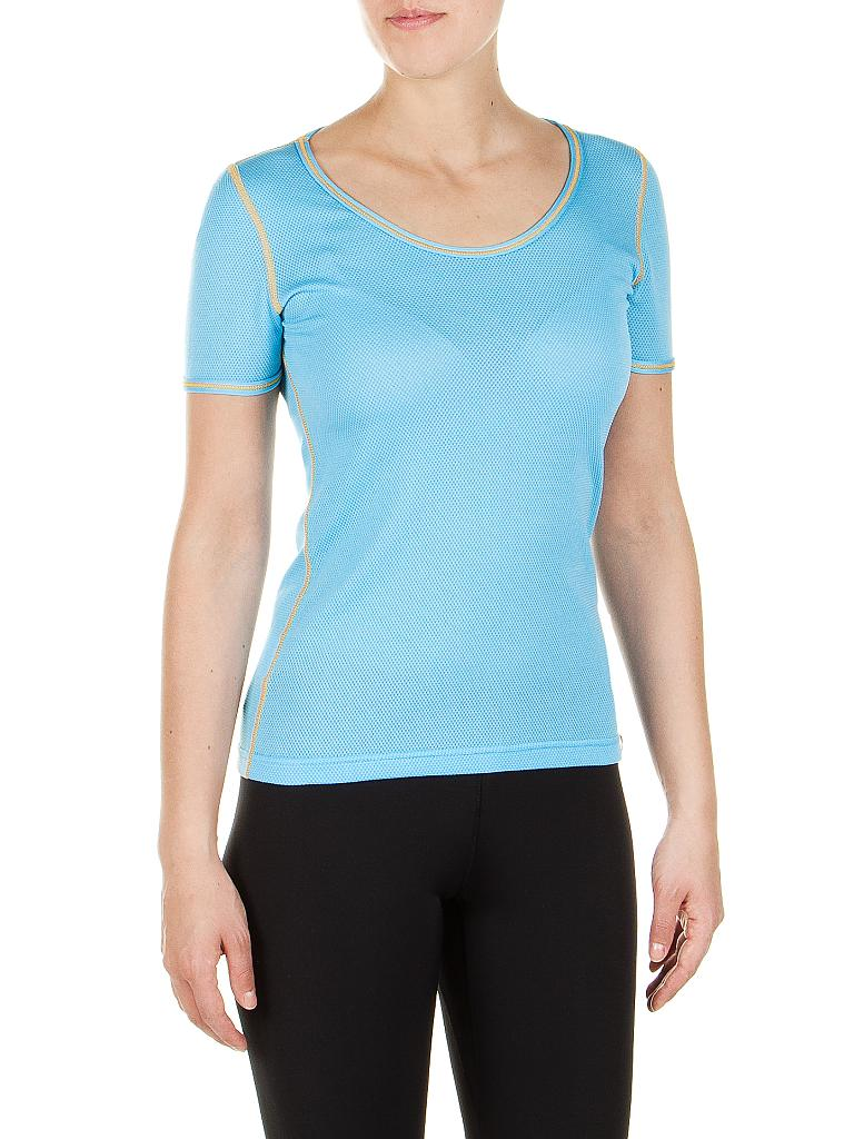 LÖFFLER | Damen Funktionsshirt TT-Light | blau