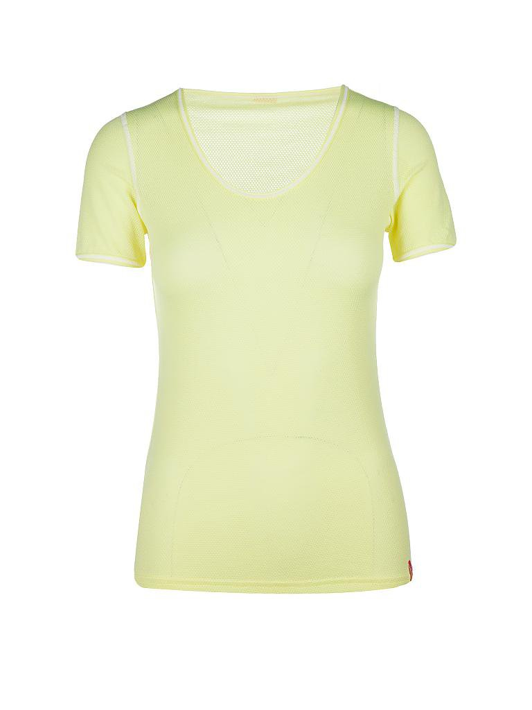 LÖFFLER | Damen Funktionsshirt TT-Light | gelb
