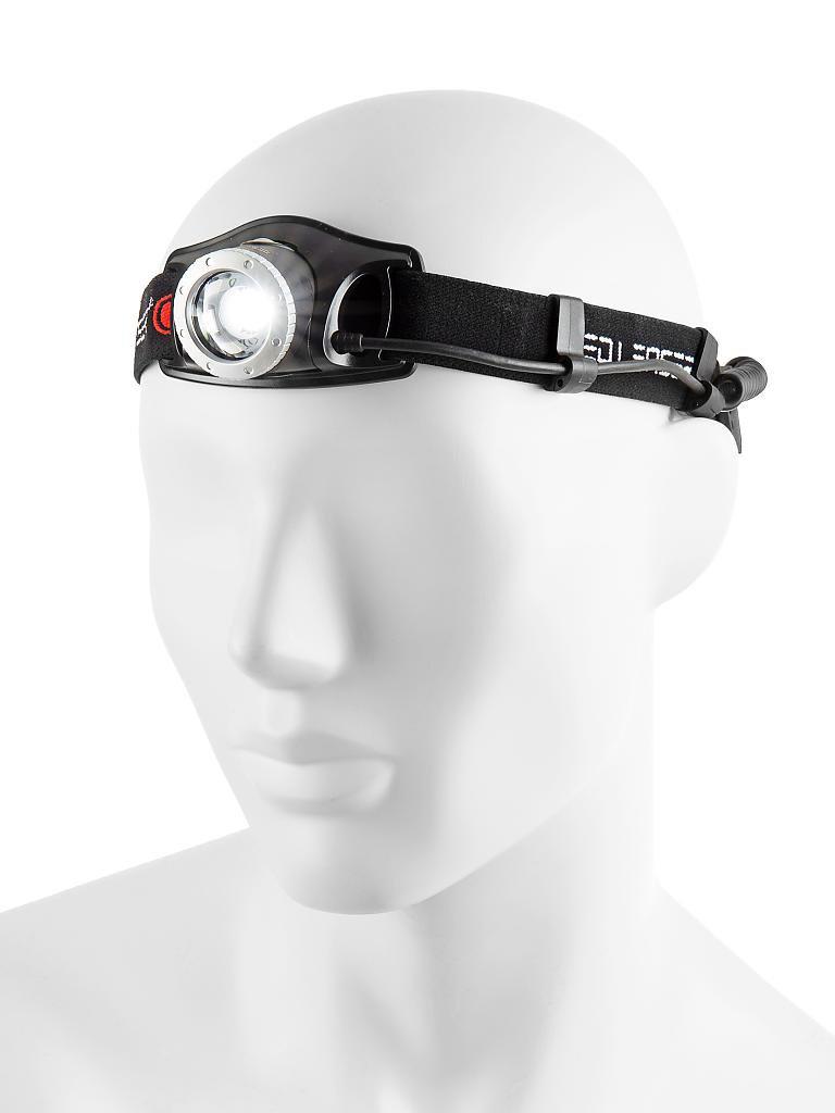 led lenser stirnlampe led lenser h7 2 schwarz. Black Bedroom Furniture Sets. Home Design Ideas