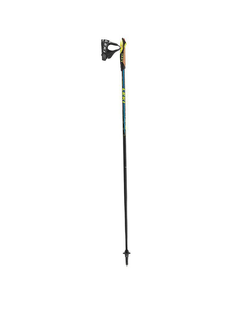 LEKI | Nordic Walkingstock Carbon Prime | schwarz
