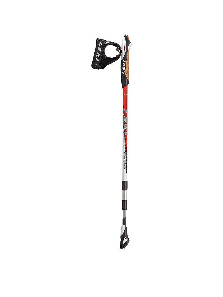 LEKI | Nordic Walkingstock Supreme Shark | grau