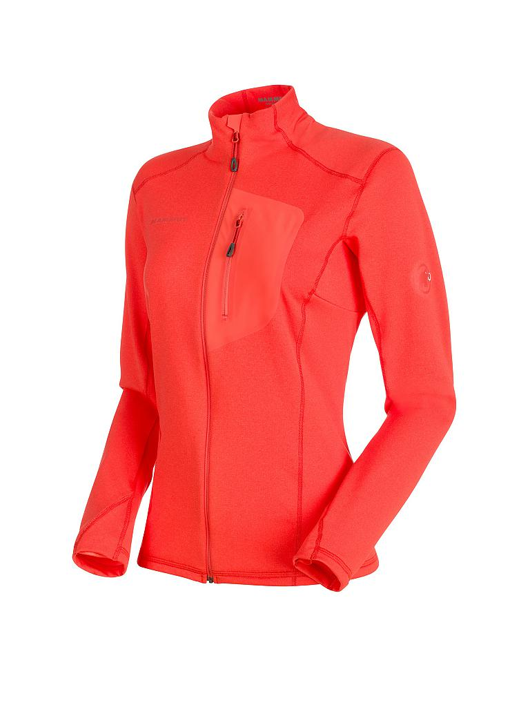 mammut damen fleecejacke aconcagua light ml jacket rot xs. Black Bedroom Furniture Sets. Home Design Ideas