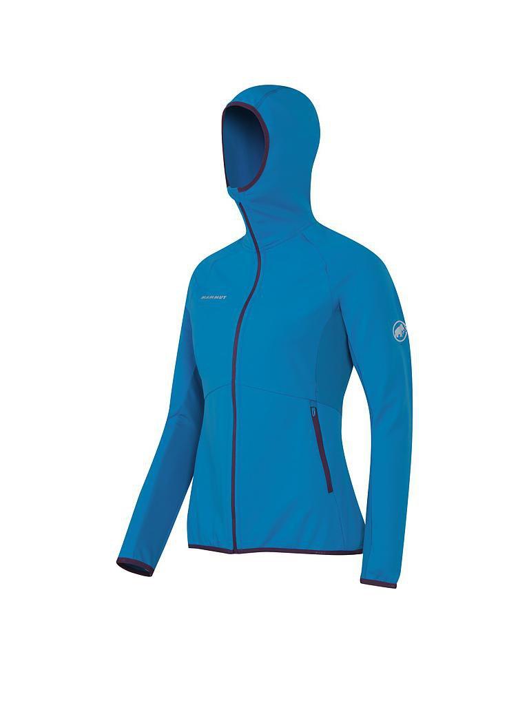 mammut damen fleecejacke botnica light ml hooded blau xs. Black Bedroom Furniture Sets. Home Design Ideas