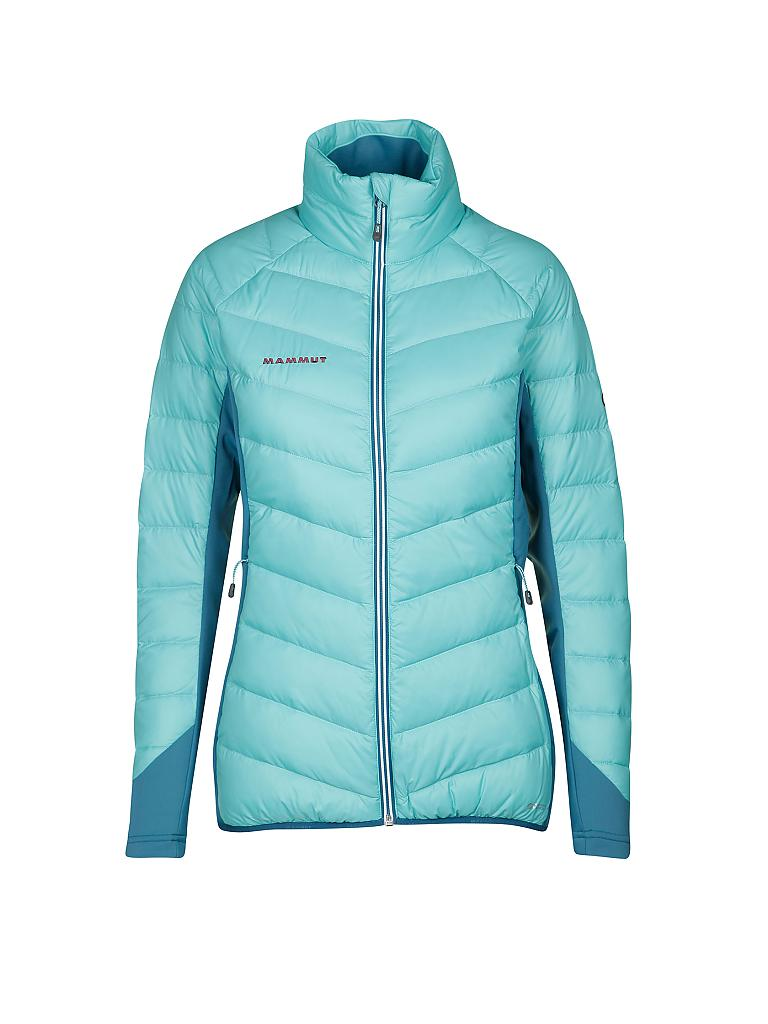 MAMMUT | Damen Isolationsjacke Flexidown Pertex | blau