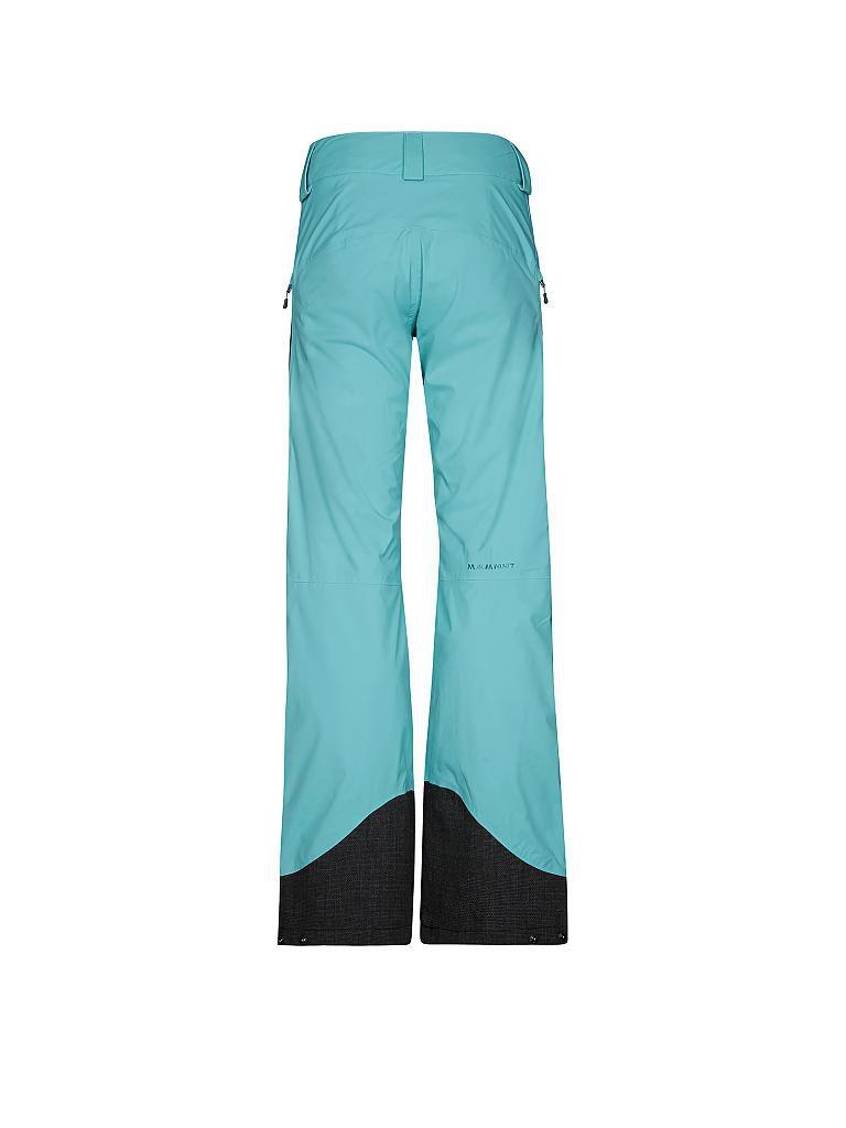 mammut damen skihose luina blau 34. Black Bedroom Furniture Sets. Home Design Ideas