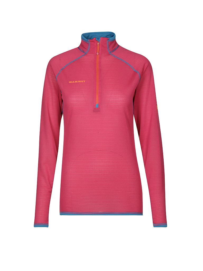 MAMMUT | Damen Tourenshirt Schneefeld Light | pink