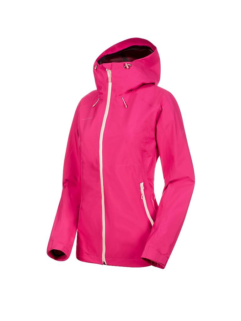 MAMMUT | Damen Wanderjacke Convey Tour HS Hooded | pink