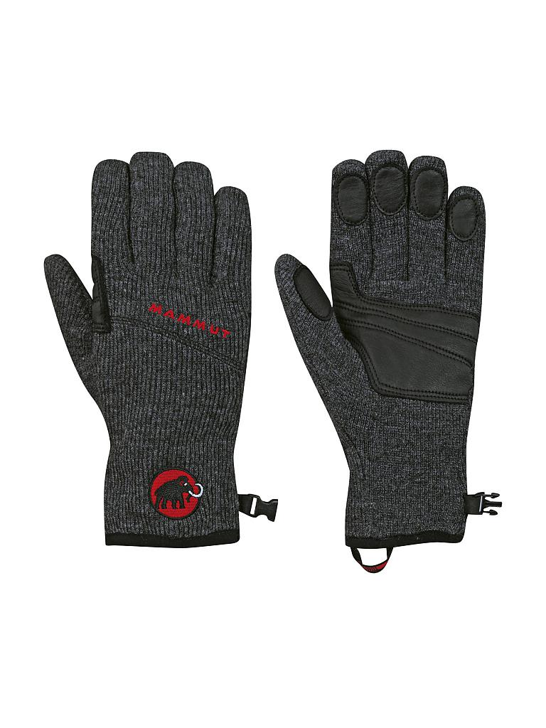 MAMMUT | Handschuh Passion Light | grau