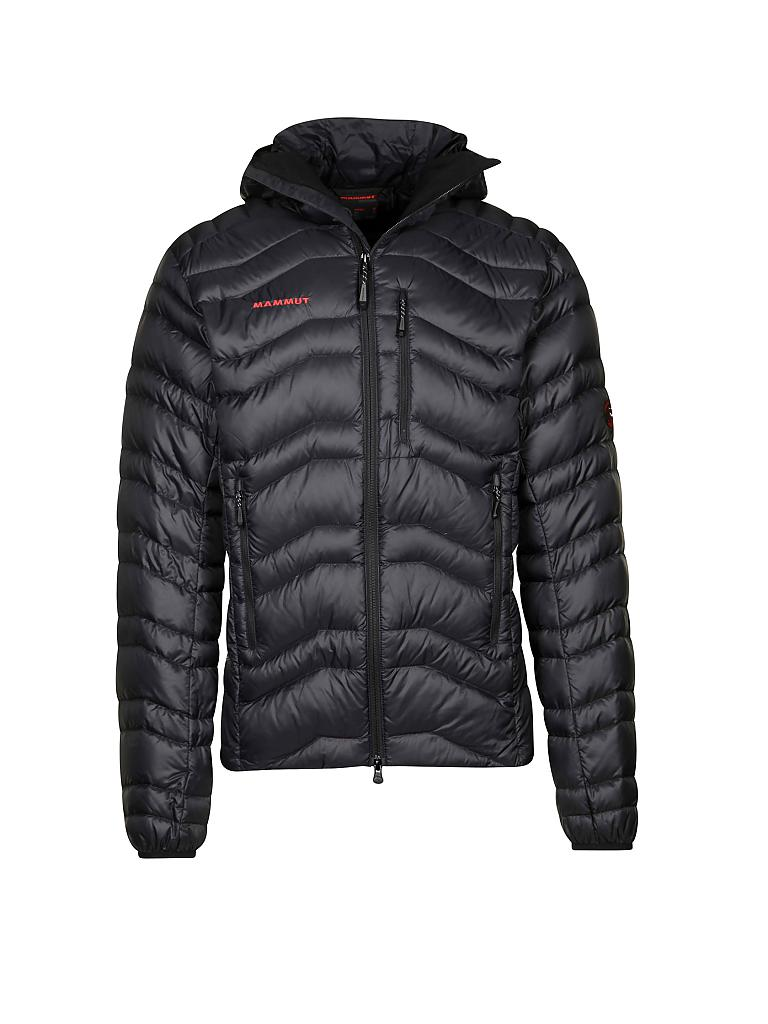 MAMMUT | Herren Isolationsjacke Broad Peak Hood Down | schwarz