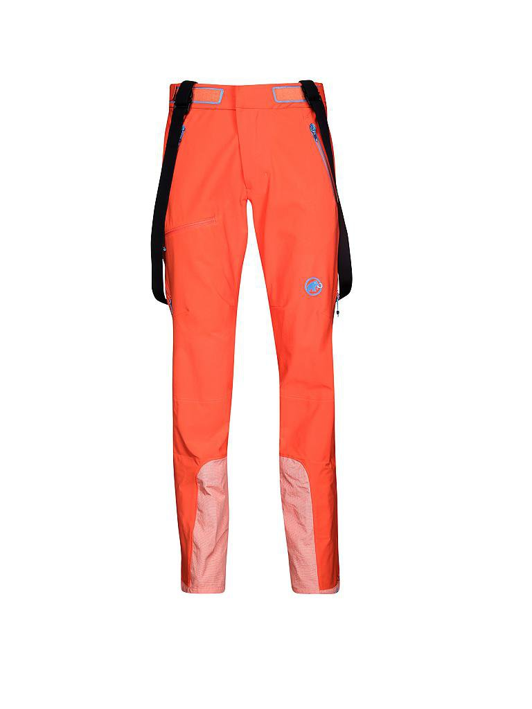 MAMMUT | Herren Tourenhose Eisfeld | orange