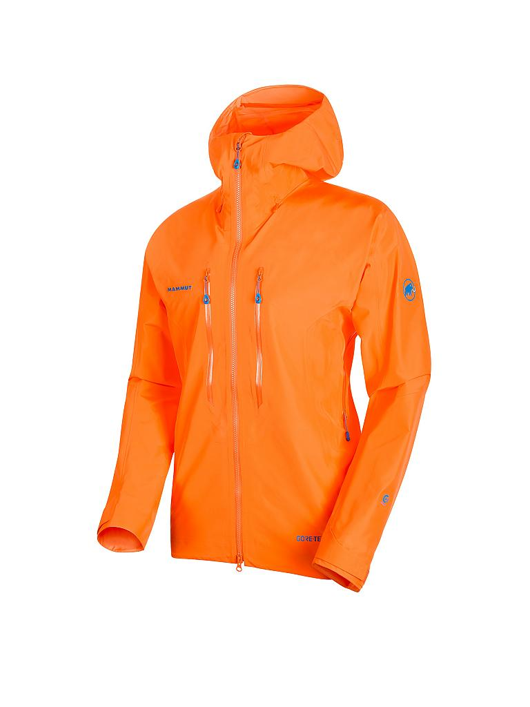 MAMMUT | Herren Tourenjacke Nordwand Advanced | orange
