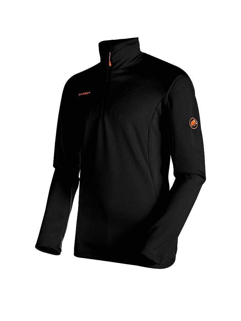 moderne Techniken günstig kaufen Genieße den niedrigsten Preis Herren Tourenshirt Moench Advanced Half Zip LS