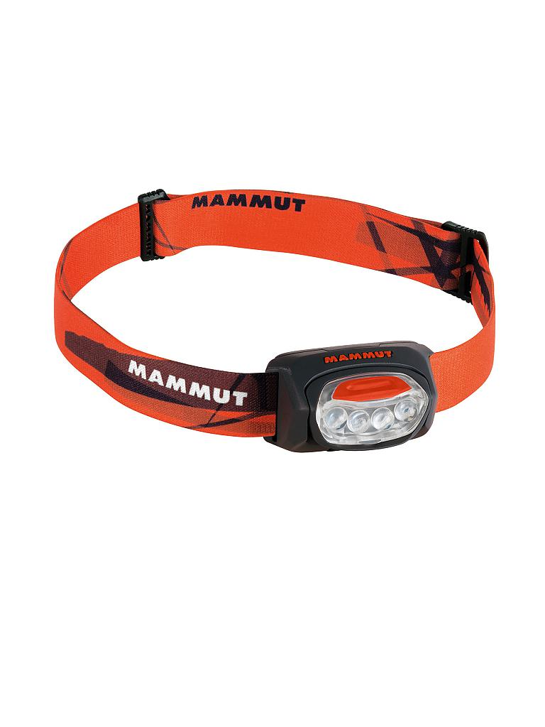 MAMMUT | Stirnlampe T-Trail | orange