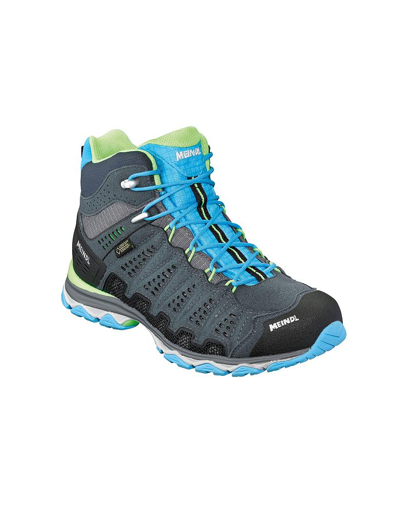 MEINDL | Damen Wanderschuh X-SO 70 MID GORE-TEX® SURROUND® | grau