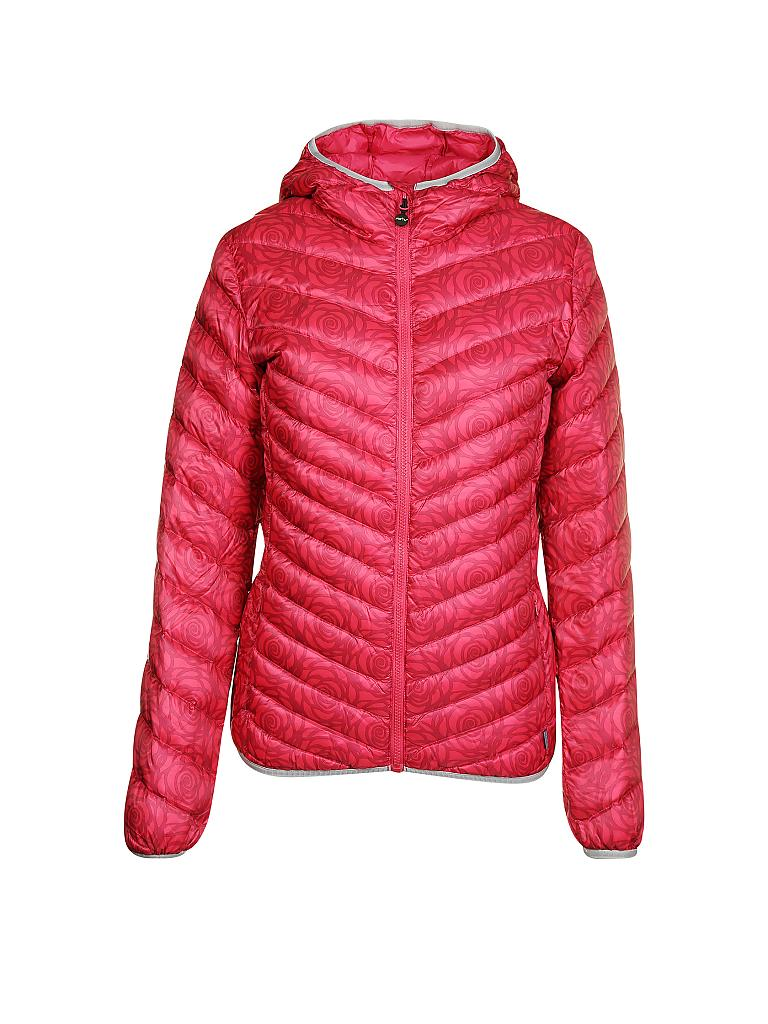 MERU | Damen Isolationsjacke Ashburton | pink