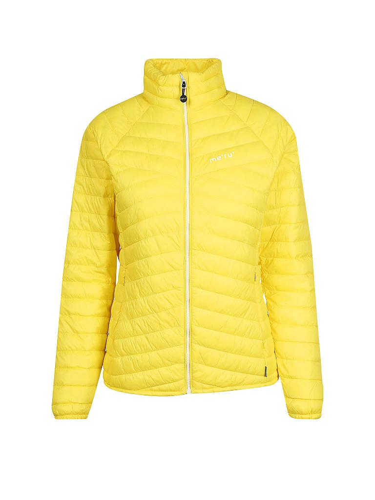 MERU | Damen Isolationsjacke Collingwood | gelb