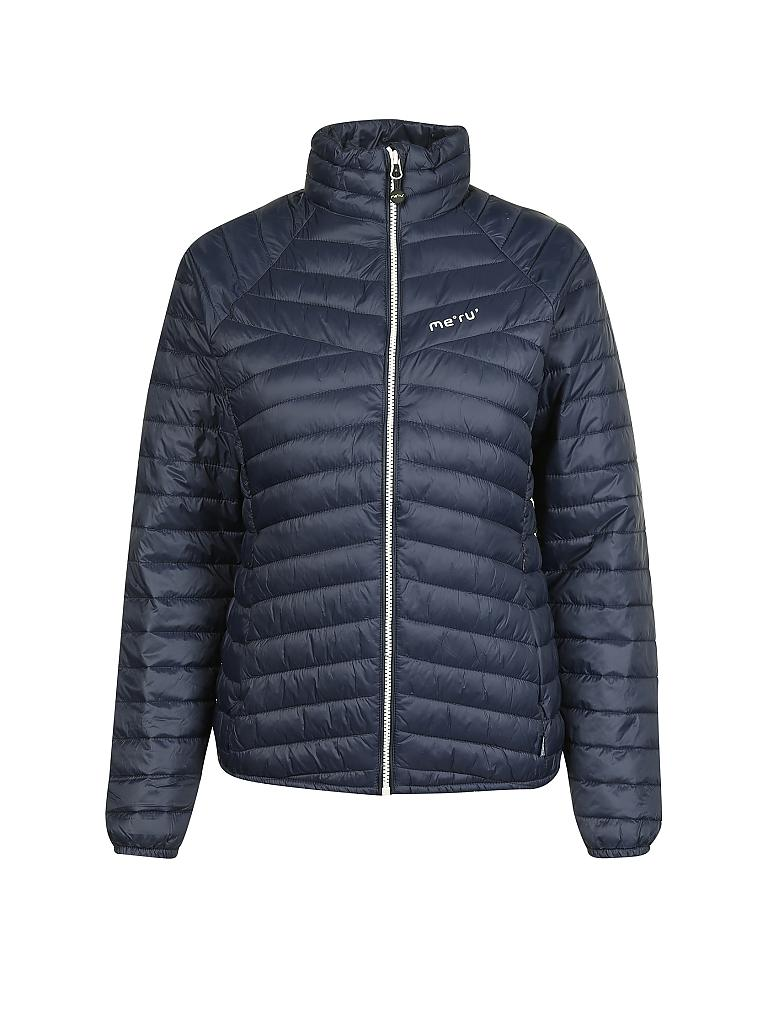 MERU | Damen Isolationsjacke Collingwood | blau