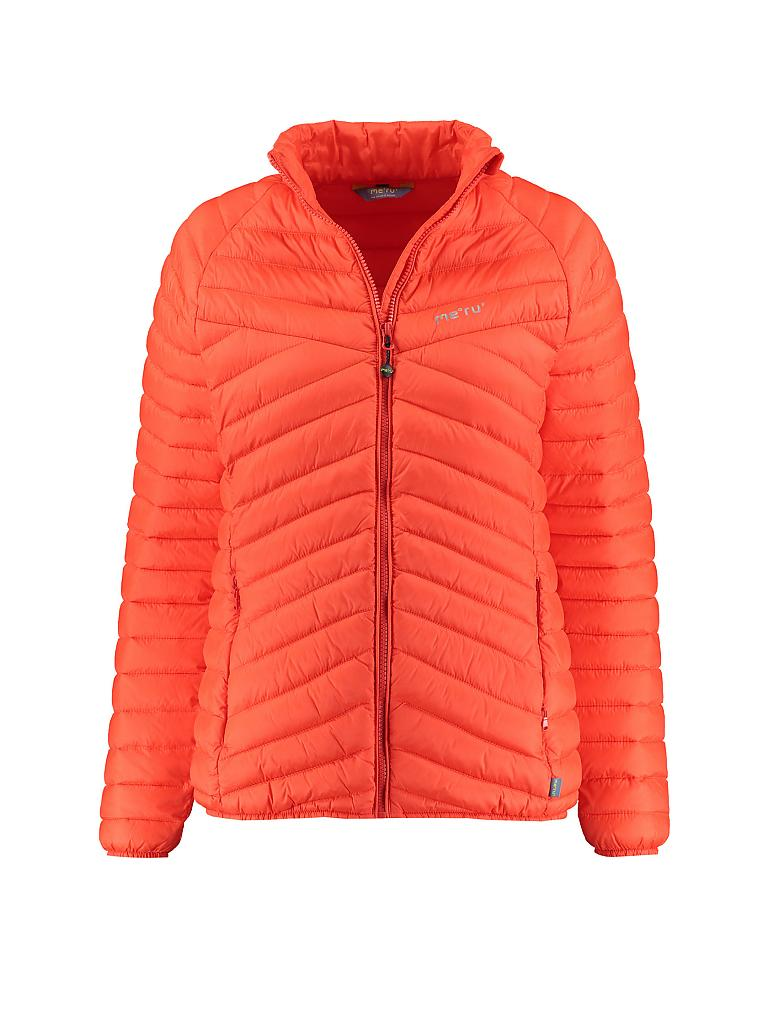 MERU | Damen Isolationsjacke Collingwood | orange