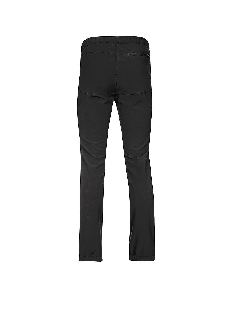 MERU | Damen Wanderhose Richmond Stretch | schwarz