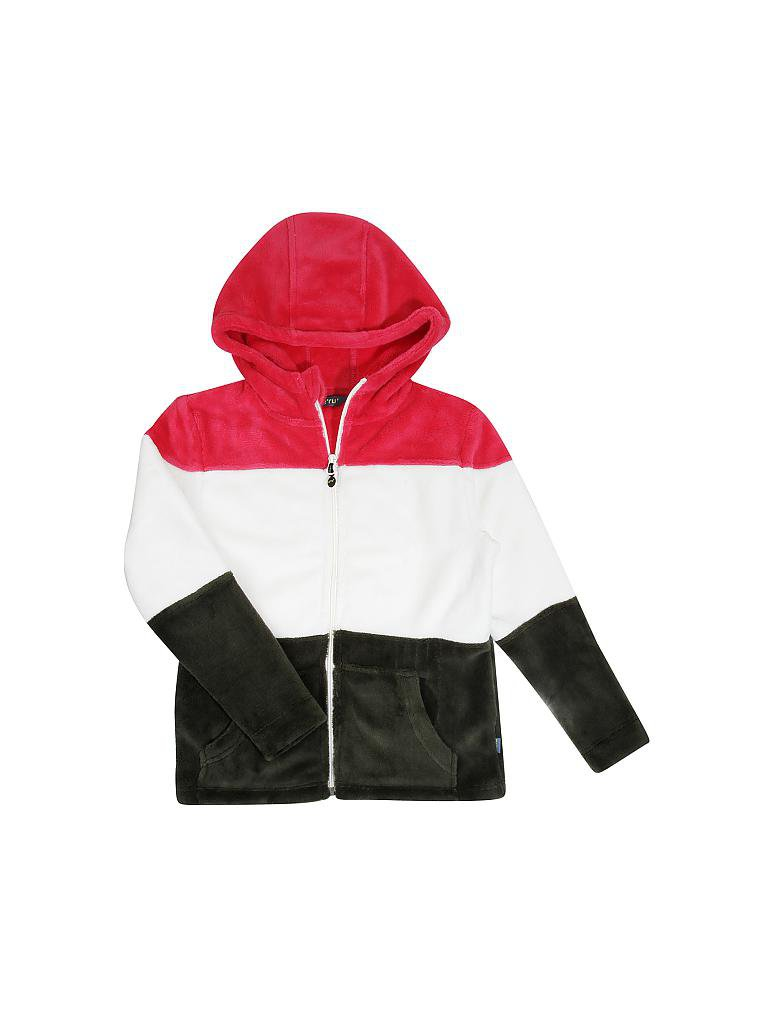 MERU | Kinder Fleecejacke Salem | bunt