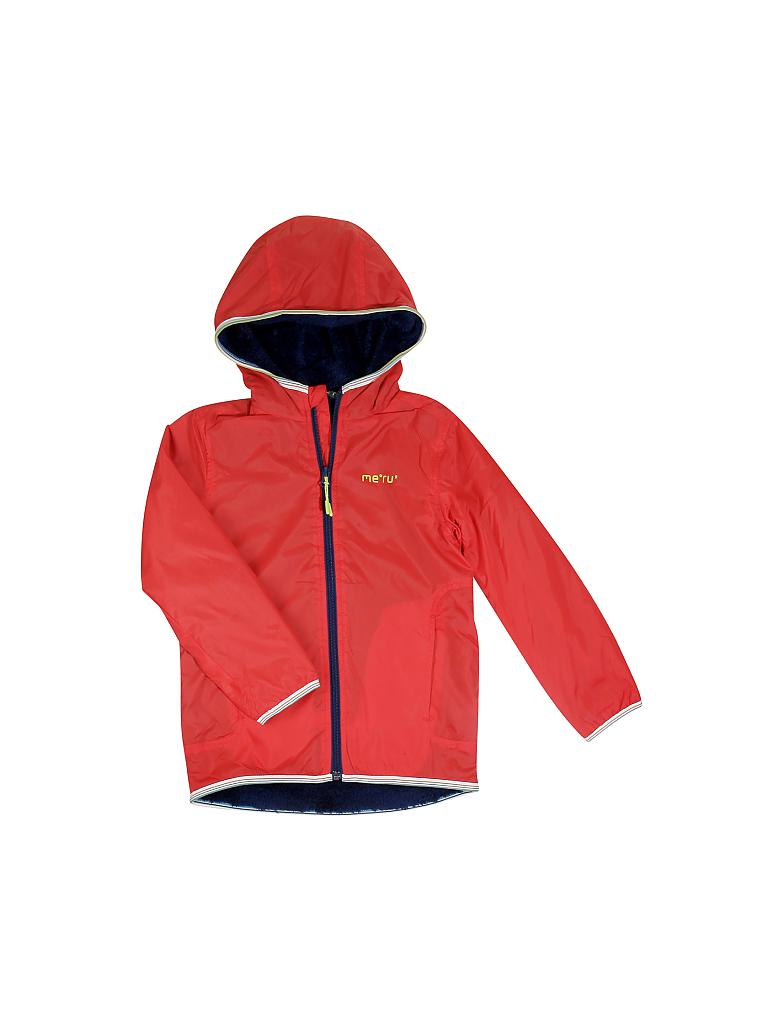 MERU | Kinder Outdoorjacke Stayton | rot