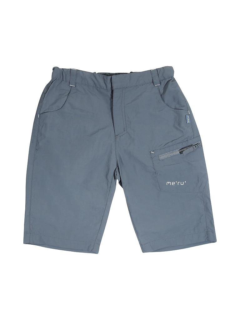 MERU | Kinder Outdoorshort Hope | grau