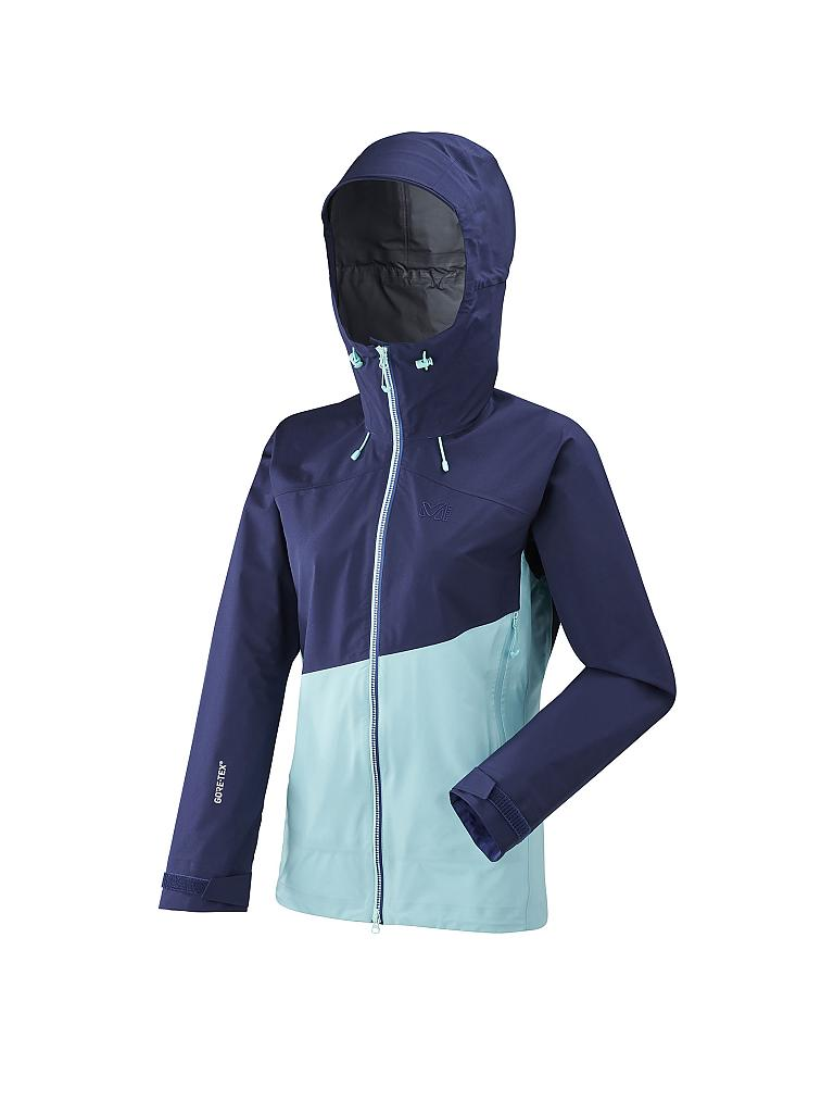 MILLET | Damen Tourenjacke Elevation GTX Active | blau