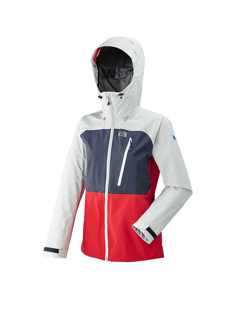 MILLET | Damen Tourenjacke Trilogy Ultimate GTX Pro | rot