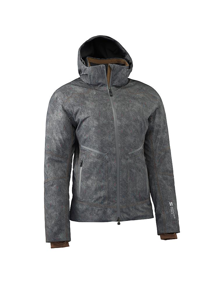 MOUNTAIN FORCE | Damen Skijacke Rider | grau